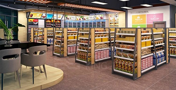 How to improve the quality of supermarket shelves?